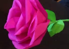 Crepe Paper Flowers Regala Una Flor A Lo Grande