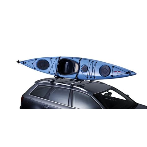 Porte Kayak Voiture by Porte Kayak Hull A Port Thule 835 1 Norauto Fr