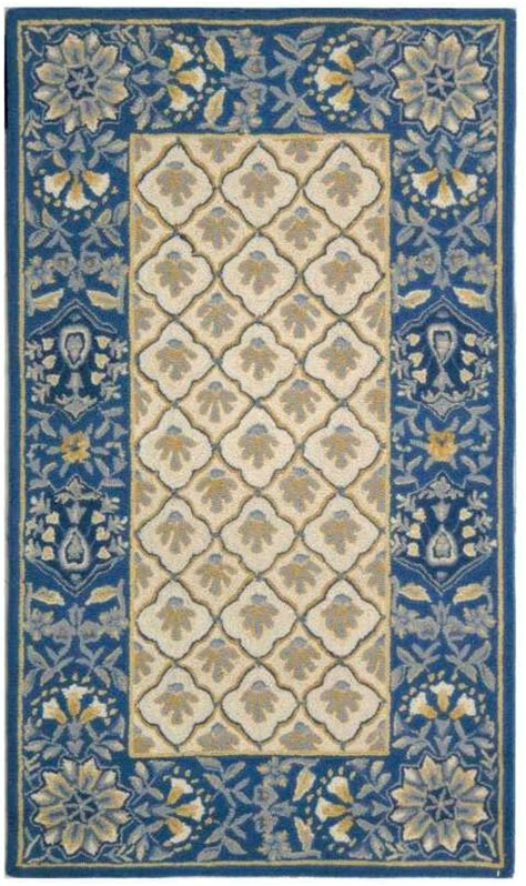 Blue And White Area Rug Blue And White Area Rug Alliyah Rugs Navy Blue White Area Rug Reviews Wayfair Artistic