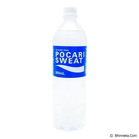Pocari Sweat Pet 500 Ml Single jual pocari sweat pet 900ml x 15 pcs murah bhinneka