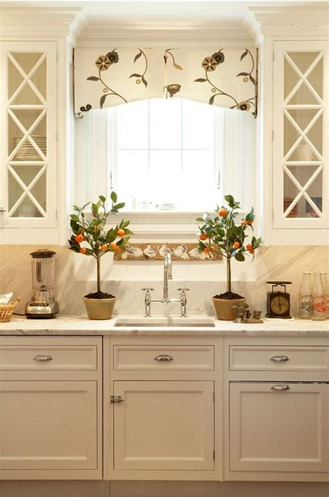 curtains for the kitchen 3 kitchen window treatment types and 23 ideas shelterness
