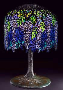 Dragonfly Table Lamp Shining A Little Light On Art Nouveau Icon Louis Comfort
