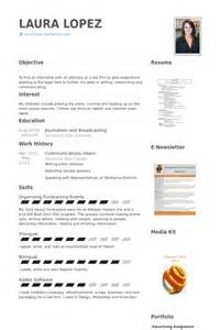 Disaster Recovery Analyst Sle Resume by Broadcasting Resume Exles