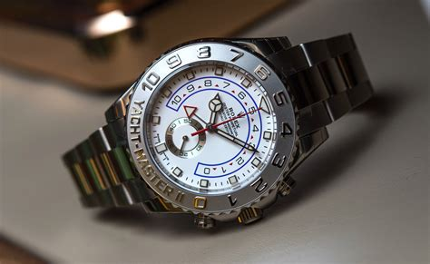 rolex yacht master ii ref  news timepieces