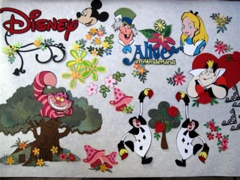 premade double scrapbook page layout alice in wonderland premade disney alice wonderland queen hearts cheshire cat