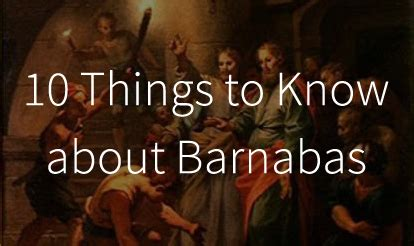 Amazing How Many Times Is Church Mentioned In The Bible #1: Who-is-Barnabas-in-the-Bible-Obsure-Bible-Character.jpg
