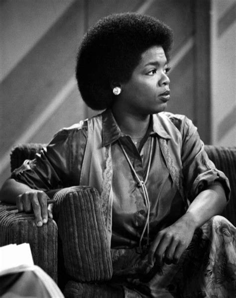 oprah winfrey young pictures a young oprah winfrey she was fired from her post as co