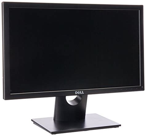 Monitor Lcd Dell 18 5 dell e1916h 18 5 widescreen led backlit lcd monitor