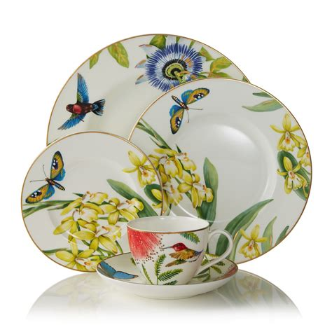 Exclusive Dining Room Furniture villeroy amp boch amazonia anmut dinnerware bloomingdale s