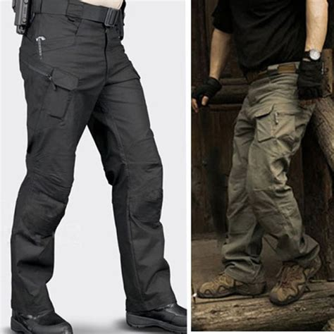 Promo Celana Tactical Blackhawk Celana Blackhawk Celana Cargo Berkual buy s tactical outdoor multi pockets linen cotton cargo bazaargadgets