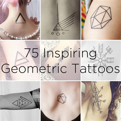 geometric tattoo meaning family 75 graphically gorgeous geometric tattoos