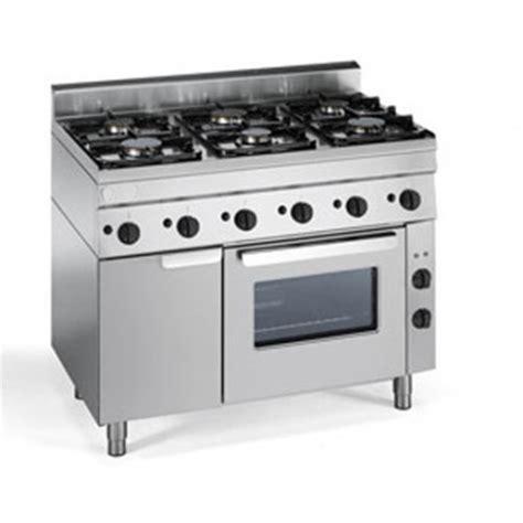 piano cottura con forno piano cottura 6 fuochi gas 105x60 con forno ventilato