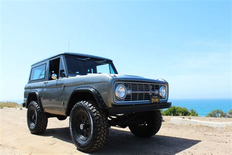 1968 Ford Bronco by 1968 Ford Bronco Ebay
