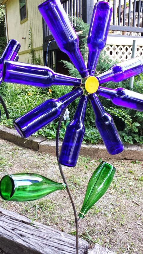 bottle trees and the whimsical of garden glass bottle trees picmia