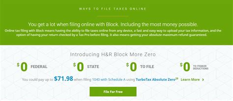 file free taxes how to file your taxes for free