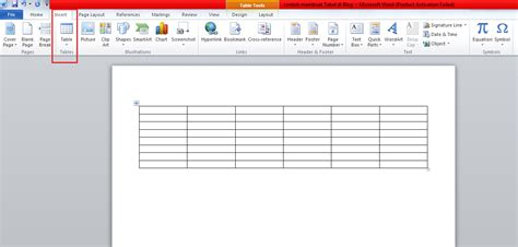 cara membuat tabel di postingan blog dengan microsoft cara membuat tabel di postingan blog dengan microsoft