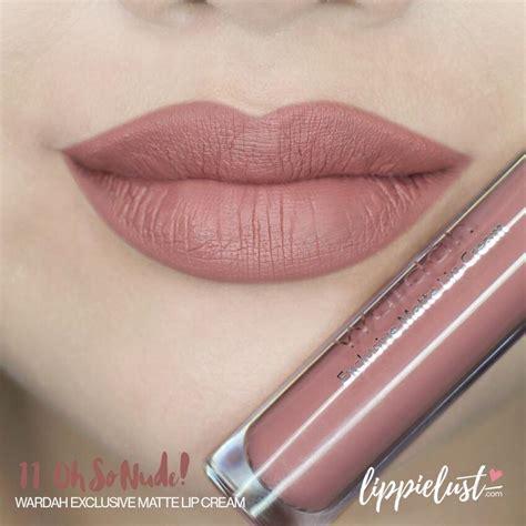 Lipstik Wardah Lip No 11 Lumos N0x U Lumos N0x Reddit