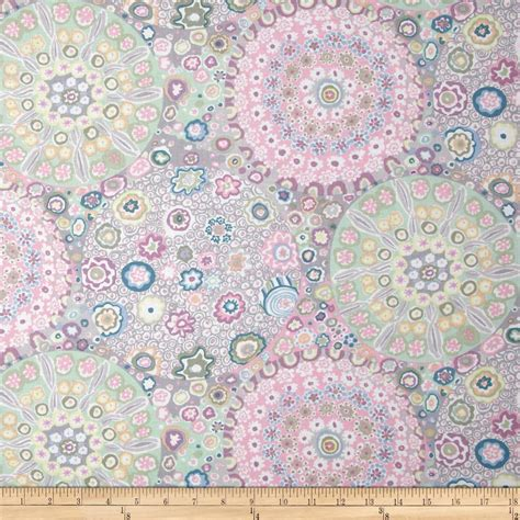 Sewing Patterns For Home Decor Kaffe Fassett Collective Quarry Millefiore Grey Discount