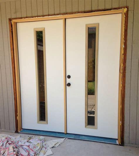 midcentury modern doors galore  mike  lindseys