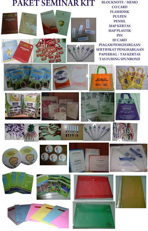 Jual Kain Spunbond Semarang jual seminar kit di semarang pusat cetak sablon