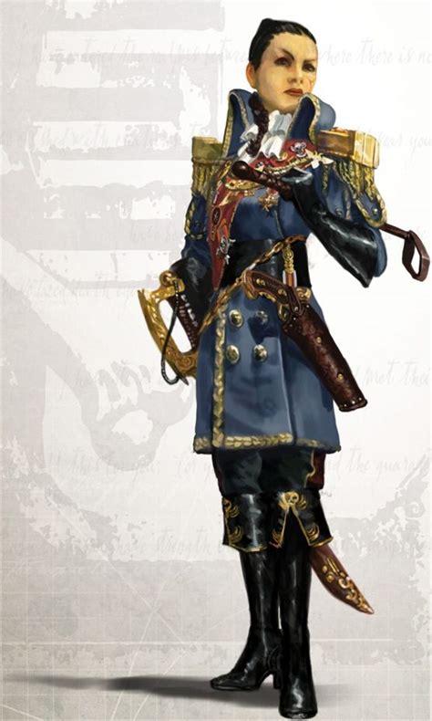 Kaos Captain Navy 01 лорд генерал маграта орфел фон карлак warhammer inspiration warhammer 40k rogue