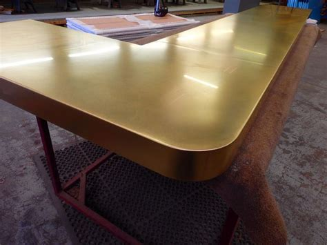 how to finish a bar top 17 best images about brass interior design portfolio on