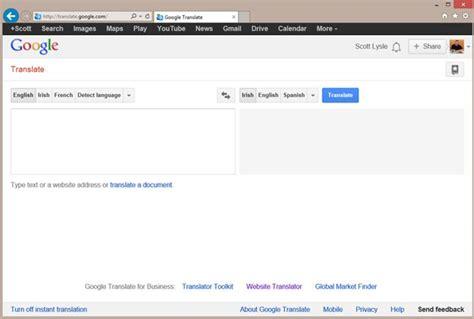 doodle translator translate images search