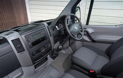 volkswagen crafter 2017 interior volkswagen crafter pictures auto express