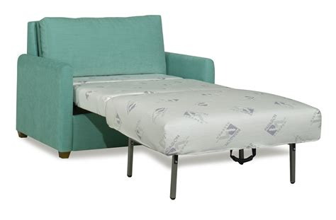 Sleeper Chairs And Loveseats saving small living room spaces using loveseat sleeper sofa with light blue fabric cover