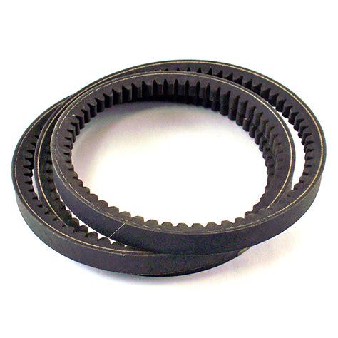 browning belt drive system cog cogged gripnotch v belt