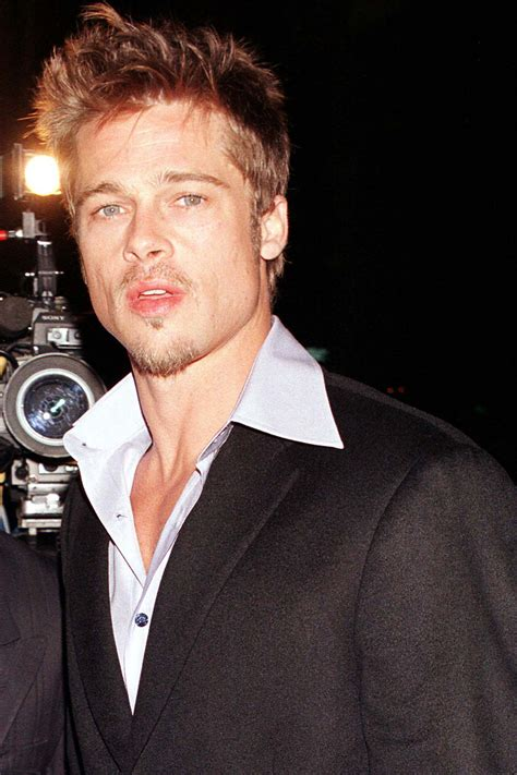 Here Are The Sexiest Male Movie Stars Of The Past 30 Years Brad Pitt