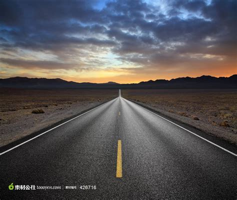 section of a journey 美国最美高速公路高清摄影图片 素材公社 tooopen com