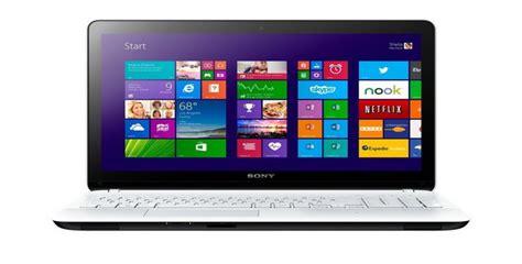 Spesifikasi Laptop Tablet Sony Vaio spesifikasi laptop sony vaio fit svf1532bcxw ruangkomputer