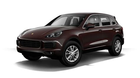porsche cayenne 2016 colors which colors does the 2017 porsche cayenne come in