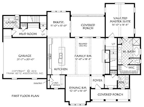 pocket office house plans best floor plans with pocket