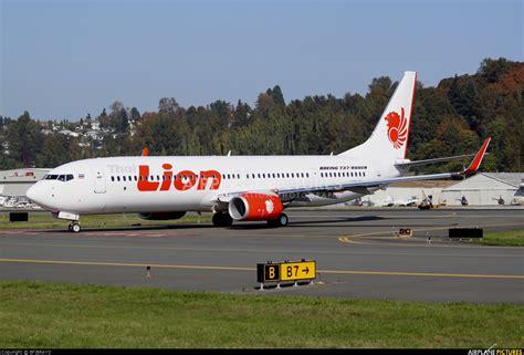 email lion air hs lti thai lion air boeing 737 900er at seattle