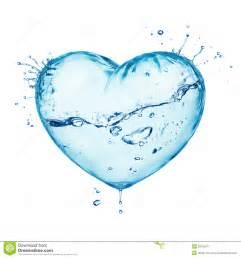 Splash love heart royalty free stock photography image 28755277