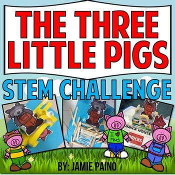 stem engineering houses for the three pigs with lego the three little pigs stem challenge by sparkle in second