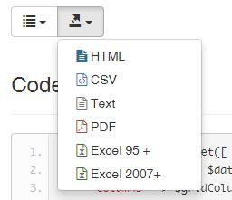 Yii2 Pdf Layout | yii2 экспорт в excel pdf csv и другие форматы linux tips