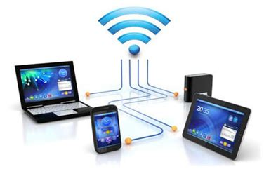 Teknologi Jaringan jaringan nirkabel dalam dunia teknologi donny 4