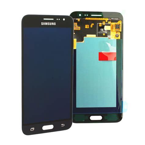 display lcd per samsung galaxy j3 2016 nero