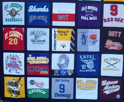T Shirts To Quilts by Shirt Quilt 28 Images Those Tees How To Make A T Shirt