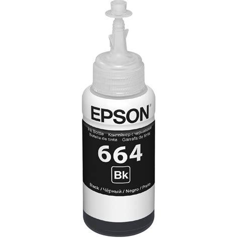 Tinta Epson 664 tinta epson 664 preto