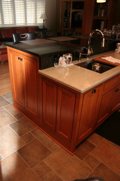 custom quarter sawn oak kitchen cabinets quarter sawn