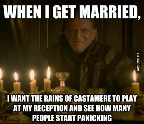 Game Of Thrones Red Wedding Meme - red wedding game of thrones game of thrones pinterest