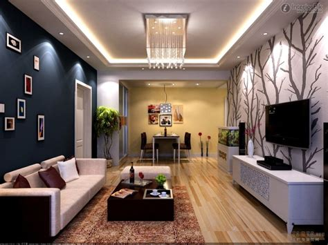 Simple Ceiling Designs For Living Room Pop Ceiling Decor In Living Room With Simple Designs This For All