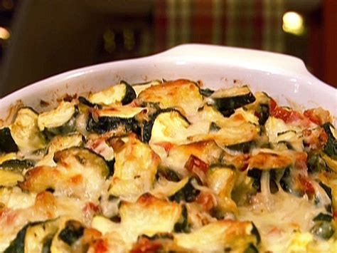 Zucchini Garten by Zucchini Gratin Recipe Dishmaps