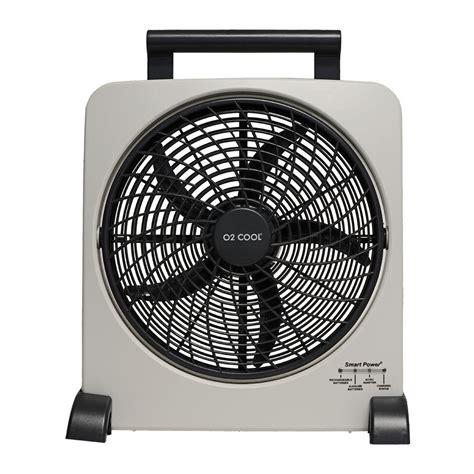 o2cool 10 portable fan upc 755247010328 o2cool fans rechargeable 10 in fan