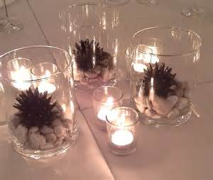 non floral wedding centerpieces med instyle events