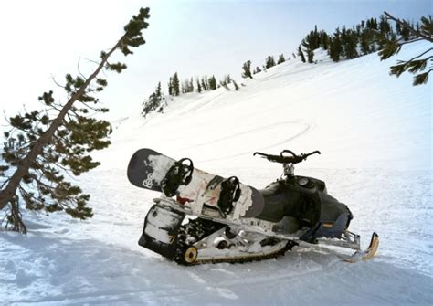 Snowboard Rack For Snowmobile by Snowboard Mount For Snowmobile Images
